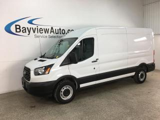 Used 2019 Ford Transit 250 - RWD! A/C! REVERSE CAM! PWR GROUP! for sale in Belleville, ON