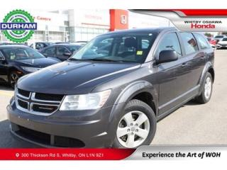 Used 2015 Dodge Journey FWD 4dr Canada Value Pkg for sale in Whitby, ON