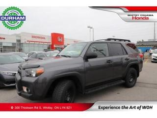 Used 2012 Toyota 4Runner 4WD 4DR V6 SR5 for sale in Whitby, ON