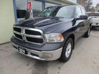 Used 2014 Dodge Ram 1500 GREAT VALUE TRADESMEN EDITION 6 PASSENGER 5.7L - HEMI.. 4X4.. QUAD-CAB.. SHORTY.. AUX/USB INPUT.. KEYLESS ENTRY.. TOW SUPPORT.. for sale in Bradford, ON