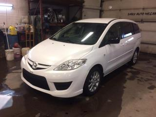 Used 2009 Mazda MAZDA5 Familiale 4 portes, boîte automatique, G for sale in Quebec, QC