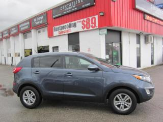 Used 2012 Kia Sportage LX $8,495+HST+LIC FEE/ 1 OWNER LOCAL SUV / CLEAN CARFAX REPORT for sale in North York, ON