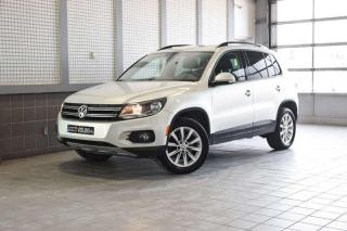 Used 2014 Volkswagen Tiguan COMFORTLINE for sale in Lasalle, QC