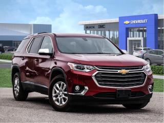 Used 2018 Chevrolet Traverse LT for sale in Markham, ON