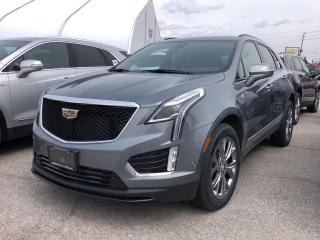New 2020 Cadillac XT5 Sport for sale in Markham, ON