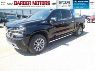 New 2020 Chevrolet Silverado 1500 High Country for sale in Weyburn, SK