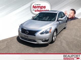 Used 2015 Nissan Altima 2.5 SL CVT ***CUIR+TOIT+NAVIGATION*** for sale in Beauport, QC