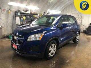 Used 2013 Chevrolet Trax Keyless entry * Climate controls * Automatic headlights * Bluetooth mobile phone connectivity -inc: cell phone connectivity via vehicle audio system, for sale in Cambridge, ON