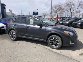 Used 2017 Subaru XV Crosstrek TOURING * CVT * HITCH * WEATHER TECH for sale in Trois-Rivières, QC