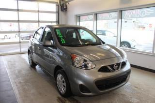 Used 2015 Nissan Micra SV CAMERA RECUL for sale in Lévis, QC