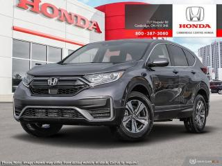 New 2020 Honda CR-V LX 2WD for sale in Cambridge, ON
