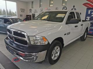 Used 2015 RAM 1500 ST / 4x4/QUAD CAB / MOTEUR HEMI 5.7 / CR for sale in Sherbrooke, QC