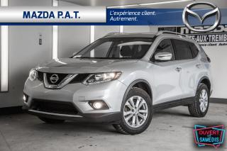 Used 2016 Nissan Rogue AWD*CAMÉRA DE RECUL*BLUETOOTH*A/C for sale in Montréal, QC