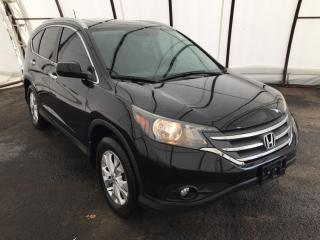 Used 2014 Honda CR-V Touring POWER SUNROOOF, NAVIGATION, POWER SEAT, HEATED LEATHER SEATING for sale in Ottawa, ON