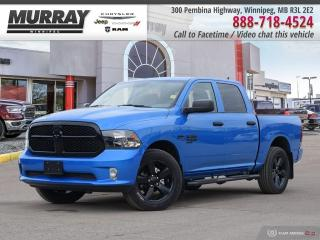 New 2020 RAM 1500 Classic Express 4x4 Crew Cab 5'7  Box for sale in Winnipeg, MB