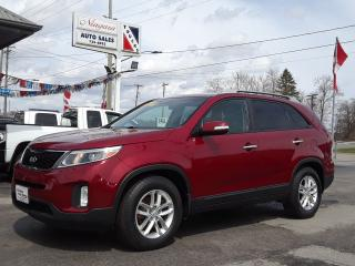 Used 2014 Kia Sorento SE for sale in Welland, ON