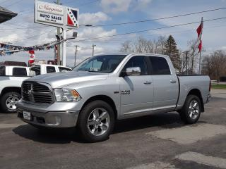 Used 2013 RAM 1500 Big Horn for sale in Welland, ON