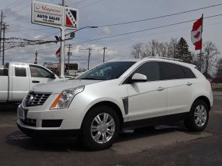 Used 2013 Cadillac SRX Luxury for sale in Welland, ON