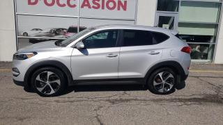 Used 2016 Hyundai Tucson 1.6T AWD TRACTION INTÉGRALE, SIÈGES ET VOLANT CHAUFFANTS,  CAMÉRA for sale in Montréal, QC