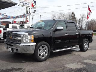 Used 2013 Chevrolet Silverado 1500 LS Cheyenne Edition for sale in Welland, ON