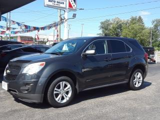 Used 2013 Chevrolet Equinox LS for sale in Welland, ON