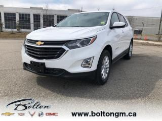 New 2020 Chevrolet Equinox LT -  Power Seats -  Heated Seats for sale in Bolton, ON