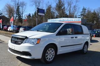 Used 2014 RAM Cargo Van CARGO for sale in Richmond Hill, ON