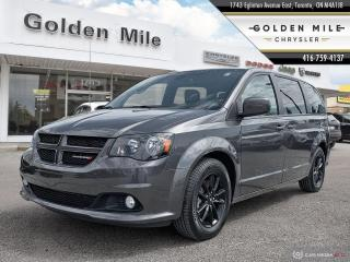 Used 2019 Dodge Grand Caravan GT| Leather|Power Sliding Doors|Bluetooth for sale in North York, ON