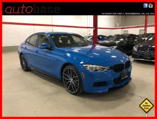 Used 2017 BMW 3 Series 340I XDRIVE M-PERFORMANCE EDITION ! for sale in Vaughan, ON