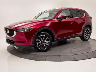 Used 2017 Mazda CX-5 AWD GT NAV TOIT OUVRANT CUIR BLUETOOTH CRUISE for sale in Brossard, QC