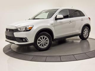 Used 2016 Mitsubishi RVR SE SIÈGES CHAUFFANTS BLUETOOTH CRUISE for sale in Brossard, QC