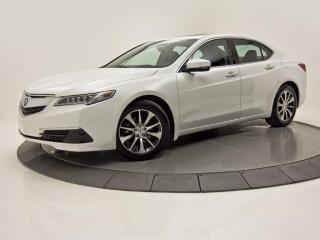 Used 2016 Acura TLX TECH NAV TOIT OUVRANT CAM DE RECUL CUIR for sale in Brossard, QC