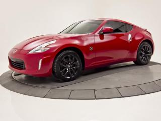 Used 2017 Nissan 370Z MANUEL A/C BLUETOOTH CRUISE for sale in Brossard, QC