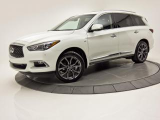 Used 2016 Infiniti QX60 AWD 4X4 NAV TOIT OUVRANT SIÈGES CLIMATISER CUIR for sale in Brossard, QC