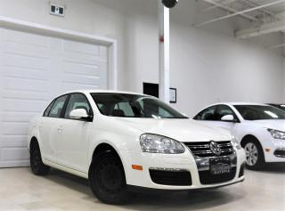 Used 2008 Volkswagen Jetta Sedan TRENDLINE AUTOMATIC ACCIDENT FREE for sale in North York, ON