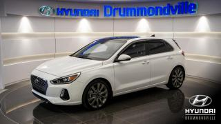 Used 2018 Hyundai Elantra GT SPORT + GARANTIE + TOIT + MAGS + WOW !! for sale in Drummondville, QC