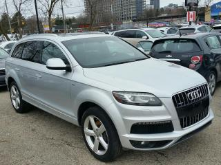 Used 2013 Audi Q7 quattro 4dr 3.0L Premium for sale in Waterloo, ON
