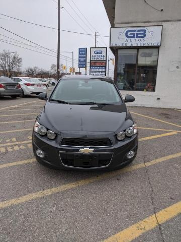 2016 Chevrolet Sonic 4dr Sdn LT Auto