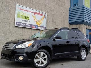 Used 2013 Subaru Outback 3.6r touring*toit*bluetooth*mags*awd for sale in Richelieu, QC