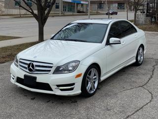 Used 2012 Mercedes-Benz C-Class 4dr Sdn C 250 4MATIC for sale in Guelph, ON