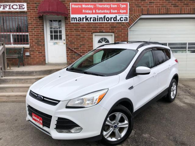 2013 Ford Escape SE Ecoboost Leather Bluetooth