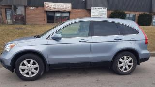 Used 2007 Honda CR-V EXL POWER TRAIN WARRANTY INCL. for sale in North York, ON