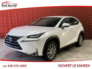 Used 2015 Lexus NX 200t Traction intégrale, 4 portes for sale in Québec, QC