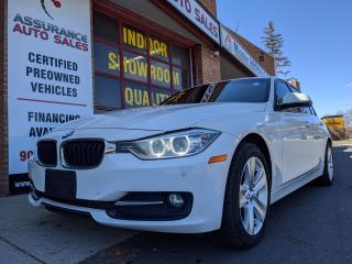 Used 2014 BMW 3 Series CLEARANCE - 328d xDrive for sale in Burlington, ON