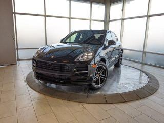 New 2020 Porsche Macan for sale in Edmonton, AB