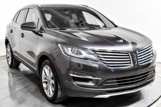 Used 2017 Lincoln MKC AWD CUIR TOIT PANO MAGS NAV for sale in St-Hubert, QC