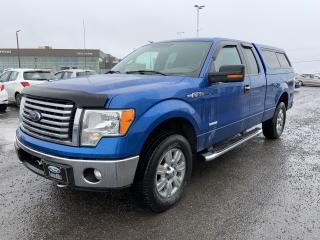 Used 2012 Ford F-150 * 4WD SuperCab  XLT XTR * V6 3.6L ECOBOOST * for sale in Mirabel, QC