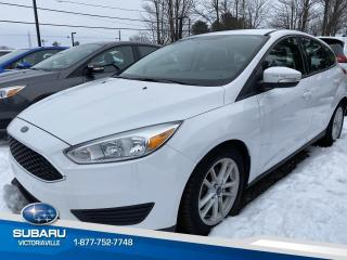 Used 2015 Ford Focus ** Hayon 5 portes SE ** for sale in Victoriaville, QC