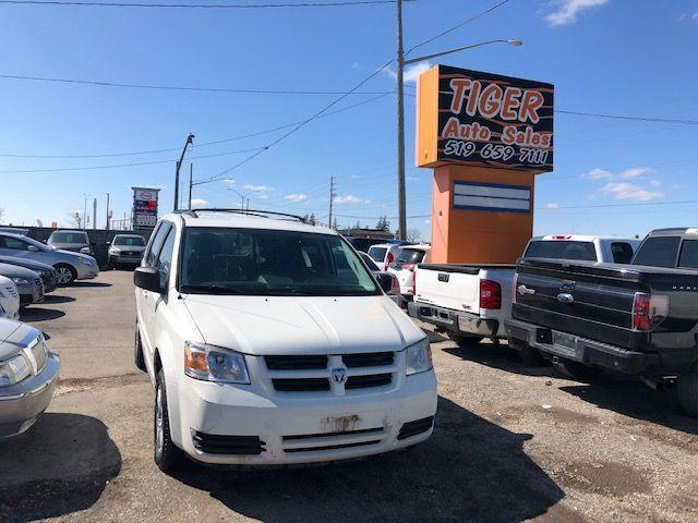 2010 Dodge Grand Caravan SE**WHEELCHAIR ACCESSIBLE**ONLY 114KMS**CERTIFIED