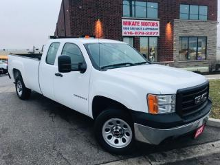 Used 2007 GMC Sierra 1500 C1500 Long Box WT for sale in Rexdale, ON